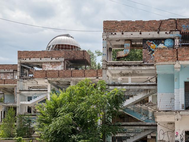 Abandoned Observatory, Chisinau