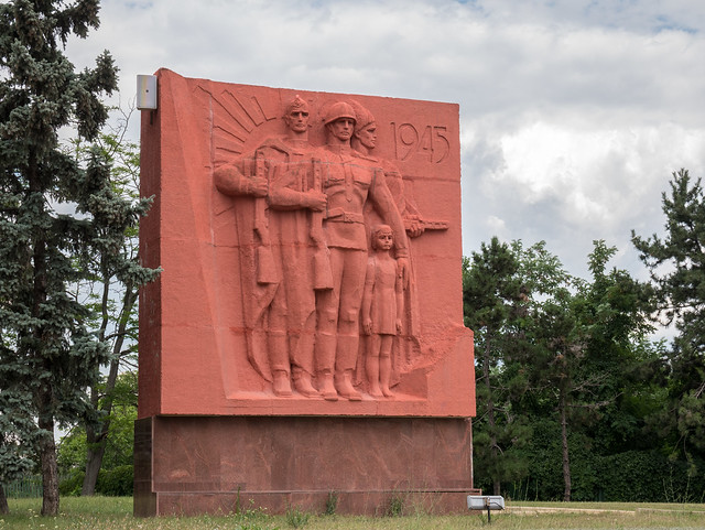 Rifle Monument, Chisnau