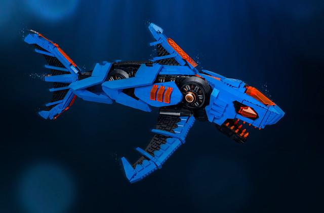 SHARKtember: Mega Shark Scout