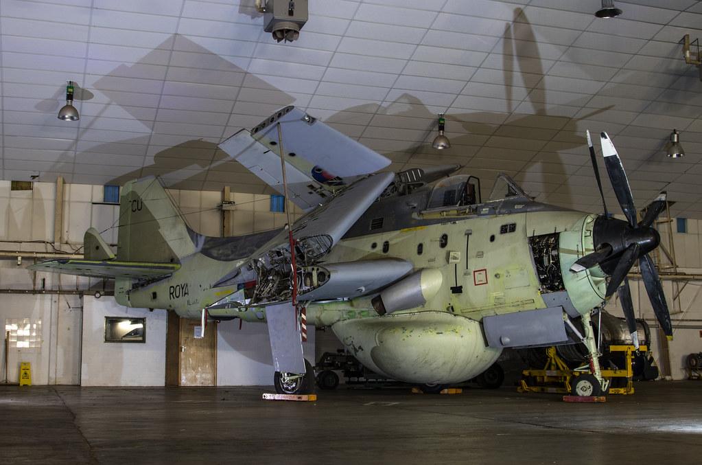 Fairey Gannet AEW3 - G-KAEW / XL500