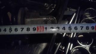 GSX-R1100W rear shock