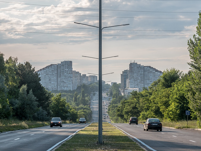 City Gate Chisinau