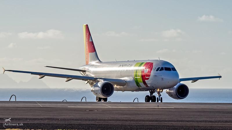 CS-TTG TAP - Air Portugal Airbus A319-111