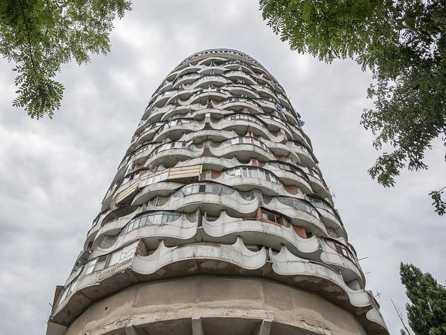 Romanita Tower, Chisinau