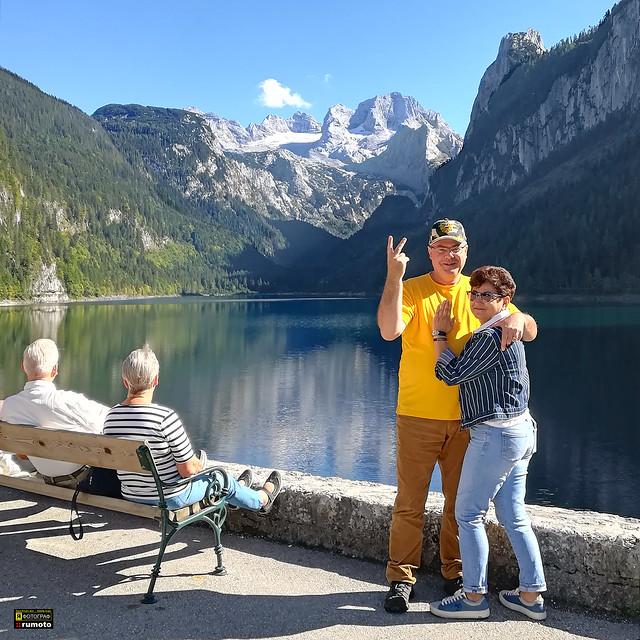 Lake Gosau Dachstein Salzkammergut Austria (c) 2019 Берни Эггерян :: rumoto images 1243821