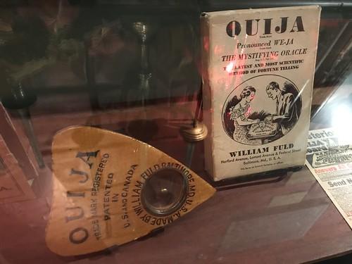 2019.09 - Salem Witch Board Museum