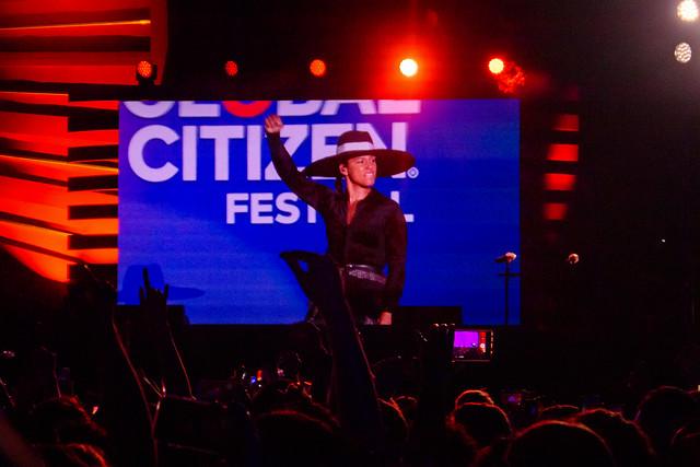 Global Citizen Festival 2019 - Central Park, New York (2019)
