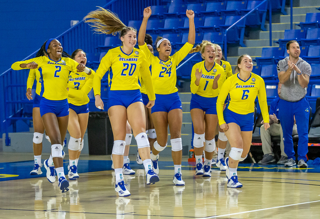Taking a look at the Blue Hens during September