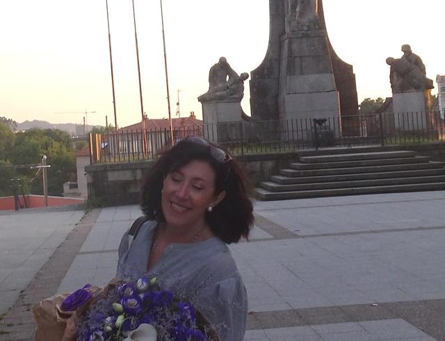 En Pontevedra