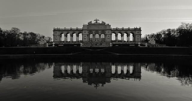 Schönbrunn Palace. Vienna