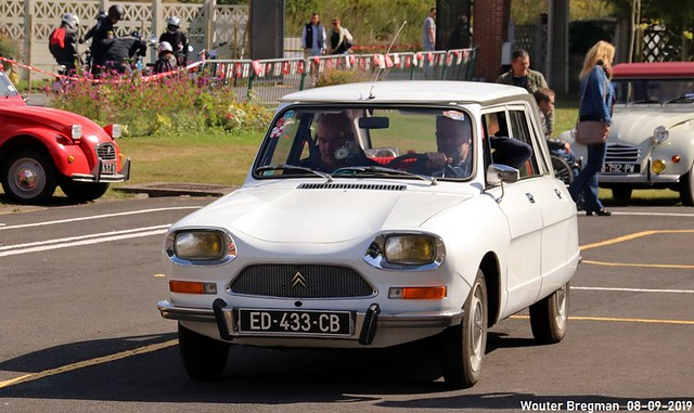 Citroën Ami 8 1972