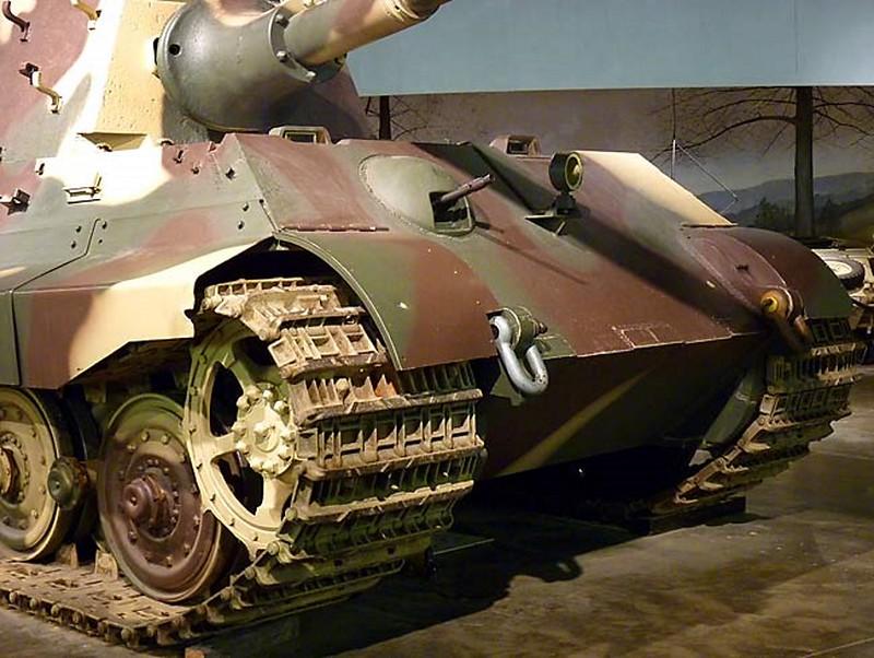Tiger II Königstiger 2