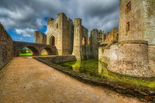 Raglan Castle II