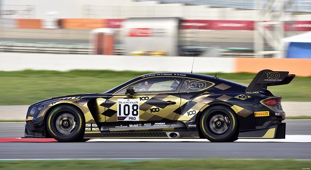 Bentley Continental GT3 / Callum MacLeod / GBR / Andy Soucek / ESP / Maxime Soulet / BEL / Bentley Team M-Sport