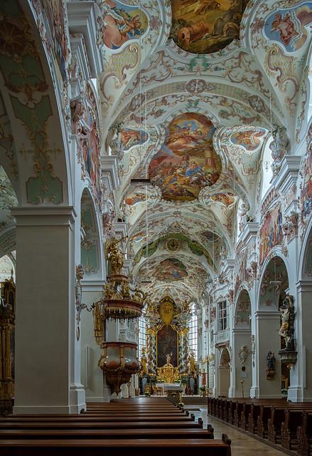 Klosterkirche Maria Himmelfahrt (Reichenbach)