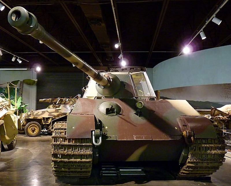Tiger II King Tiger 48