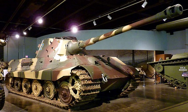 Tiger II King Tiger 1