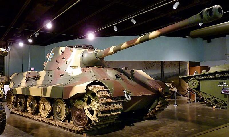 Tiger II Königstiger 1