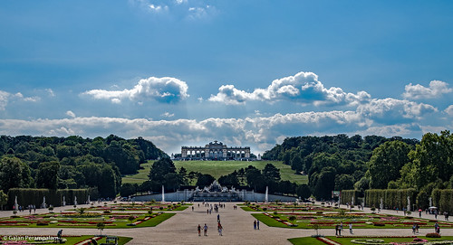 The Gloriette, Schönbrunn Palace | by Gajan Perampalam