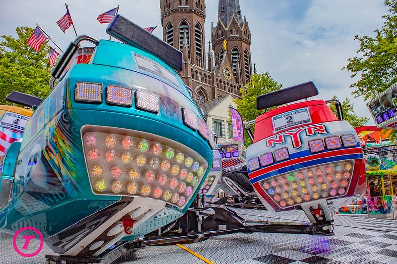 Sfeerbeelden Tilburgse Kermis | Vrijdag 19 Juli 2019
