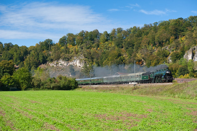 150 Jahre Eisenbahn in Treuchtlingen