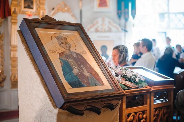 29 сентября 2019 г. Божественная Литургия Недели по Воздвижении.