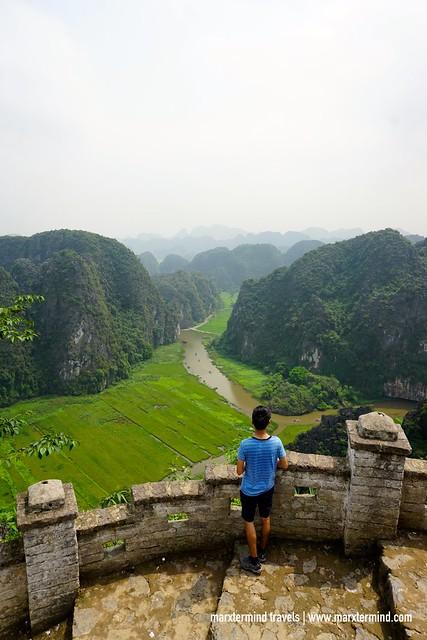 marxtermind at Tam Coc, Vietnam