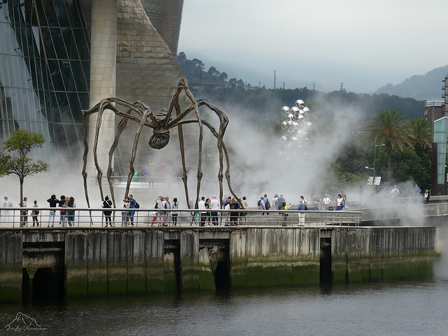 Araña-Museo-Guggenheim