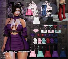 {le fil cassé} Satori Collection for Lootbox
