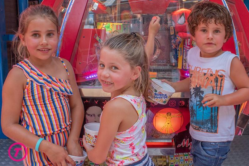 Sfeerbeelden Tilburgse Kermis | Donderdag 25 juli 2019