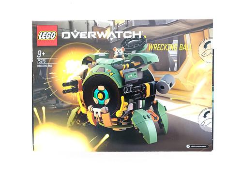 LEGO Overwatch Wrecking Ball (75976)