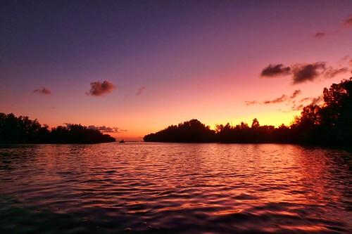 florida kayaking brevardcounty titusville merrittislandnwr allenhurst haulovercanal mosquitolagoon sunset