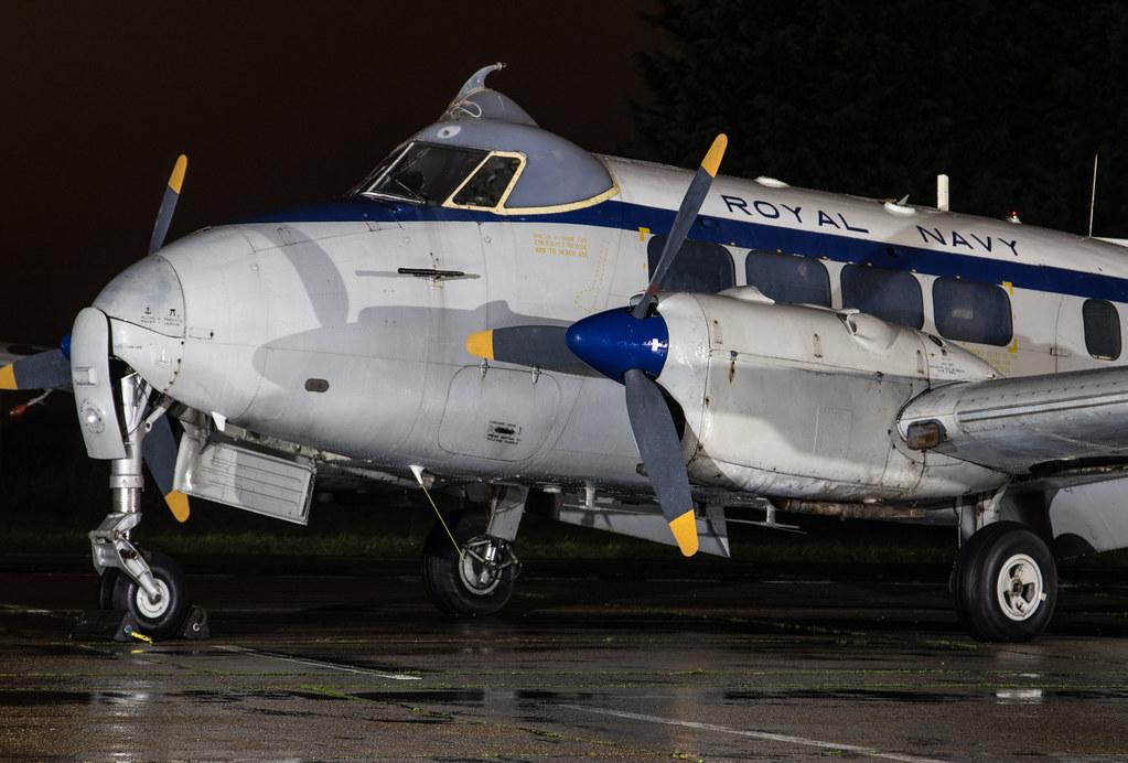 de Havilland DH104 Sea Devon C20 - G-SDEV / XK895