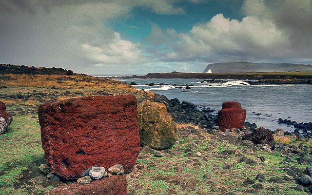 Ura Uranga te Mahina, Easter Island