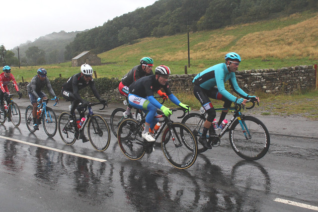 UCI World Cycling Men's Elite Race- Leyburn - 29 Sep 19
