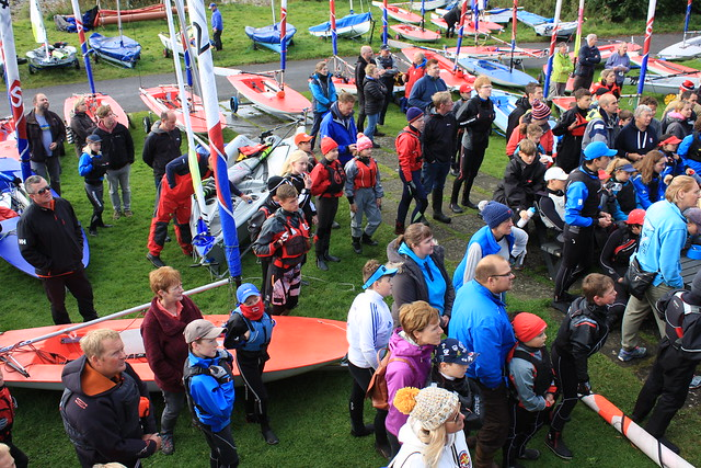 DRSC: RYA Northern Regional Junior Champs 2019