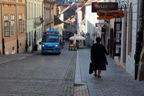 dslr apsc canoneosrebelt5i canonefs1855mmf3556isstm digitalphotoprofessional europe croatia zagreb street woman bus buildings city shops faved 50view 100view 2fav 3fav 5fav 1cmt 250view 2cmt 500view 10fav 100v10f