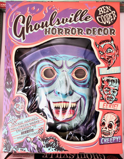 London After Midnight Lon Cheney Ripper Jumbo Mask 3170