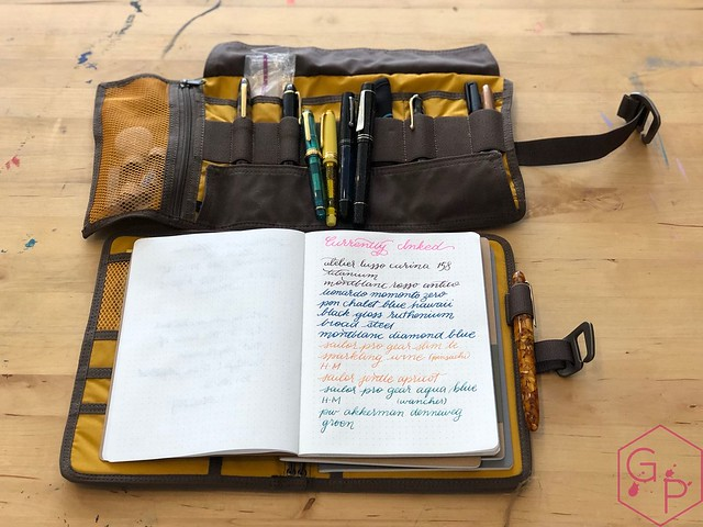 Lochby Field Journal with Tomoe River Notebooks and EDC Roll 9_RWM