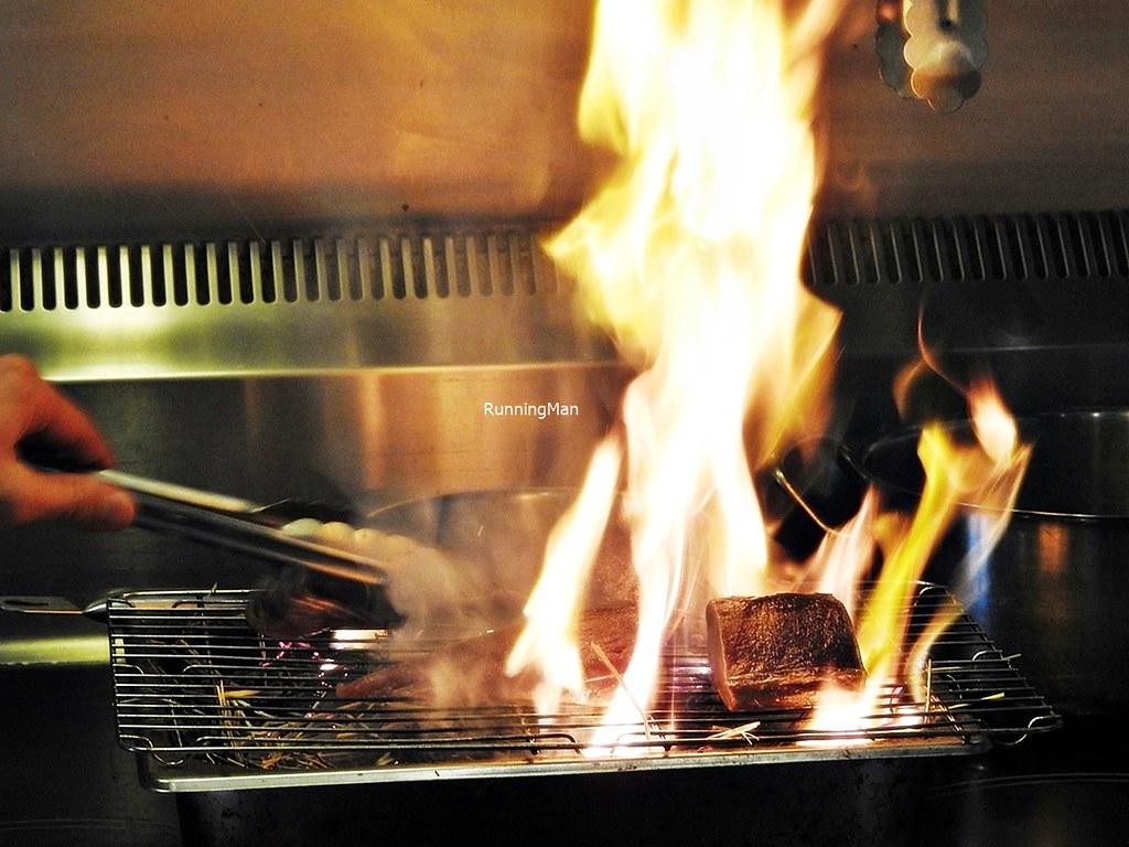 Flame Grilling & Smoking