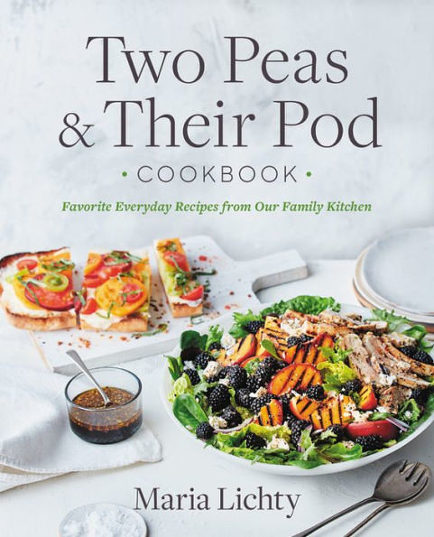 Twp Peas & Their Pod Cookbook