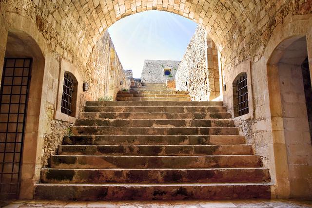 Fortezza Gateway, Crete, Greece