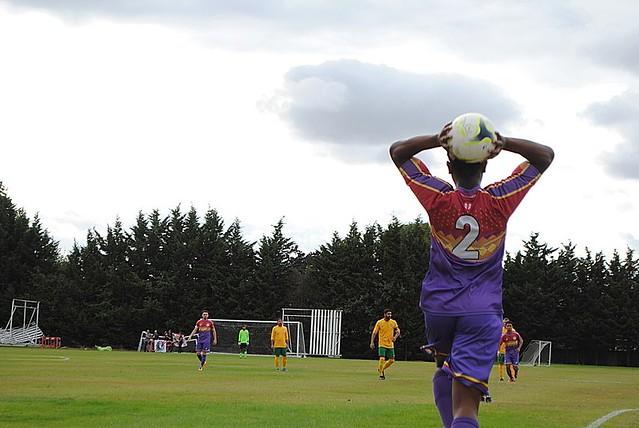 Indian Gymkhana FC v CCFC