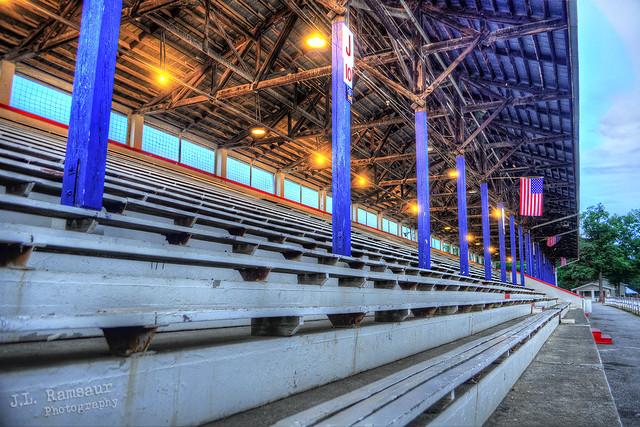 Putnam County Fairgrounds Grandstands - Cookeville, Tennessee