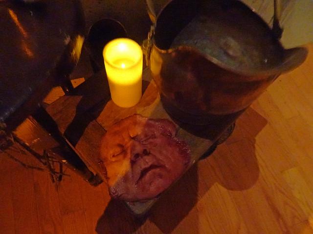 American Scream Halloween Selfie Museum - Tysons, Virginia - JHM CREATIONZ
