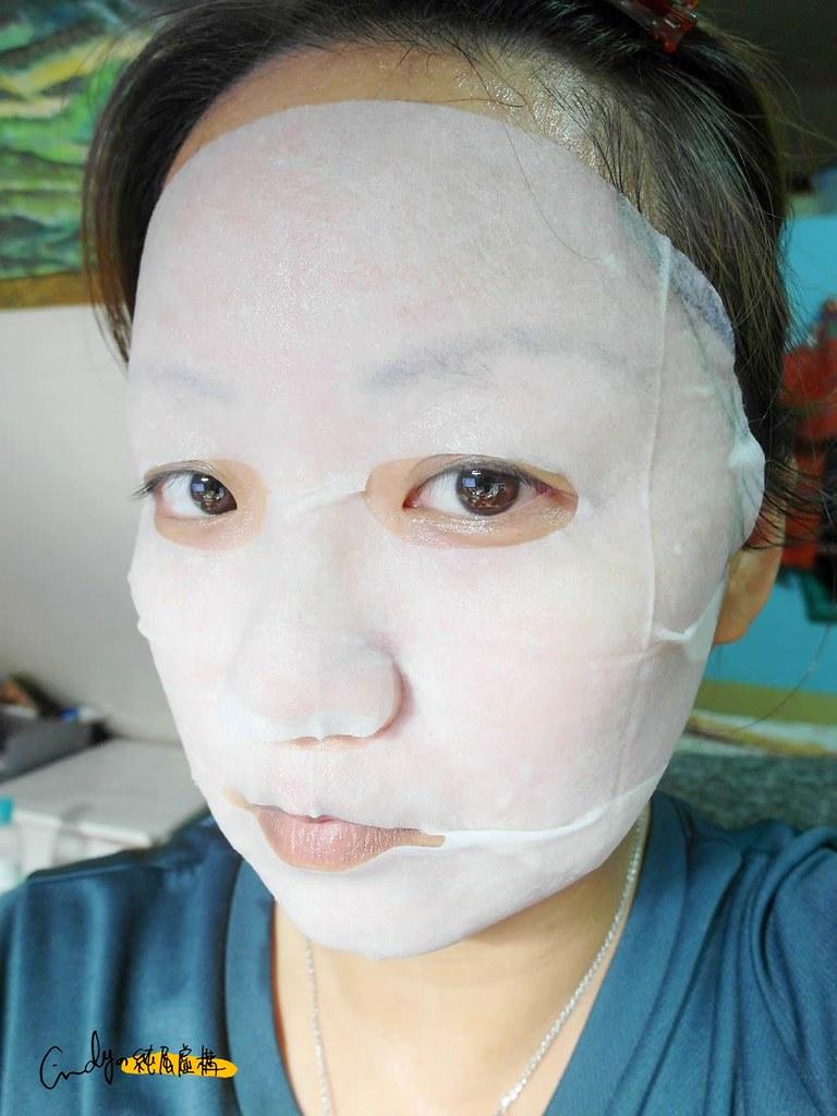 DR.JOU森田藥粧六重玻尿酸深層極保濕面膜