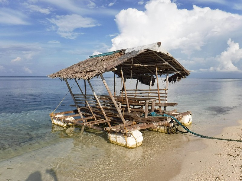 Floating Cottage in Seco Island