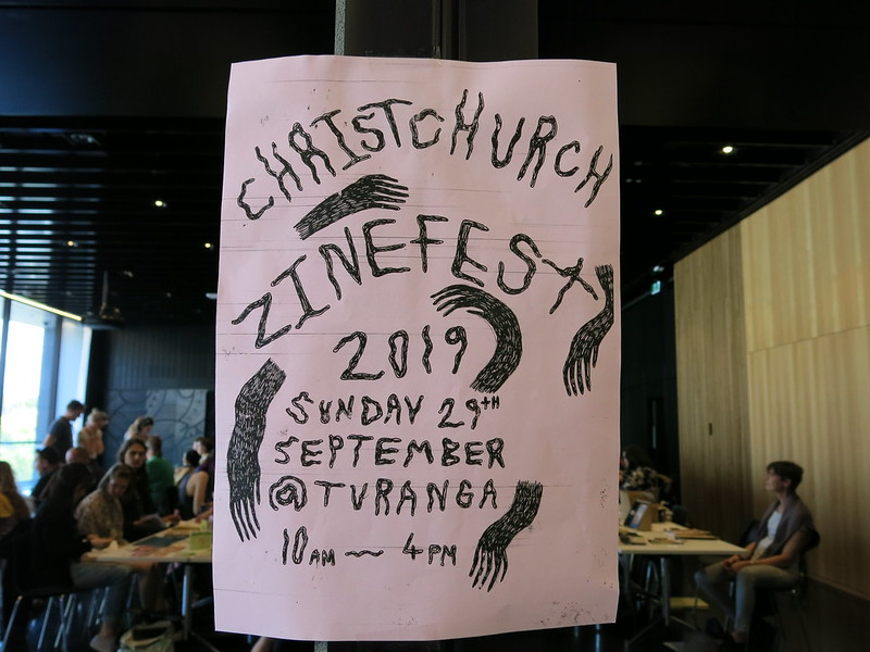 Christchurch Zinefest 2019