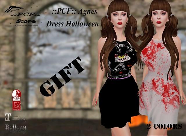 ::PCF:: Agnes Dress