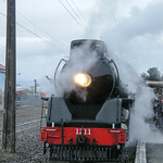 011 Steam train Feilding